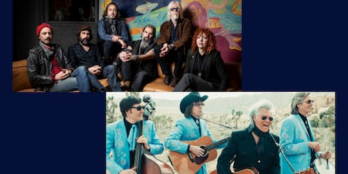 Steve Earle & The Dukes, Marty Stuart & His Fabulous Superlatives