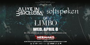 (postponed) ALIVE IN BARCELONA | SOFTSPOKEN | OF LIMBO