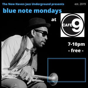 Blue Note Mondays: Max Caserta Trio