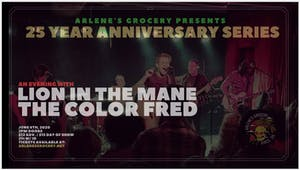 Lion In The Mane and The Color Fred w/ Hello Halo at Arlene's Grocery (NYC)