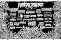 Necrofest '20, Day 3: Secret Cutter, No/Mas, Organ Dealer, & more