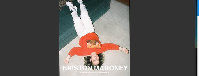 Briston Maroney (CANCELED)