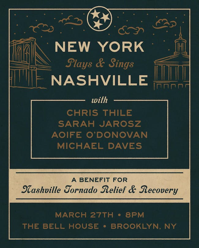 New York Plays and Sings Nashville
