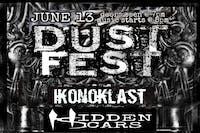 DUST FEST feat. Ikonoklast at Pub Rock Live