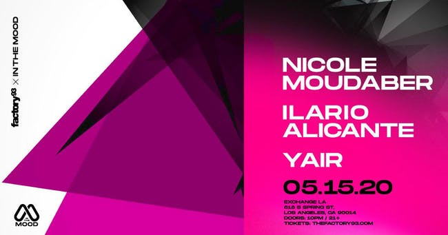 In the Mood with Nicole Moudaber and Ilario Alicante