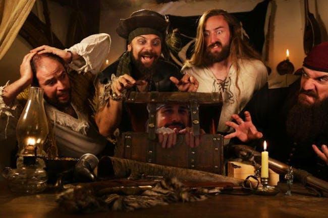 POSTPONED: The Dread Crew of Oddwood | Heathen Apostles | Stygian Crown