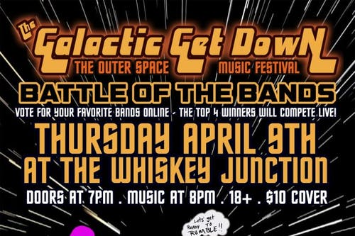 Galactic Getdown Battle Of The Bands