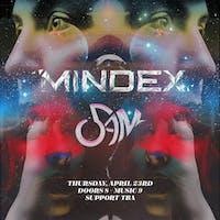 Mindex + 5AM Trio at HMAC
