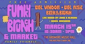 *CANCELED* - Funky Brunch & Market