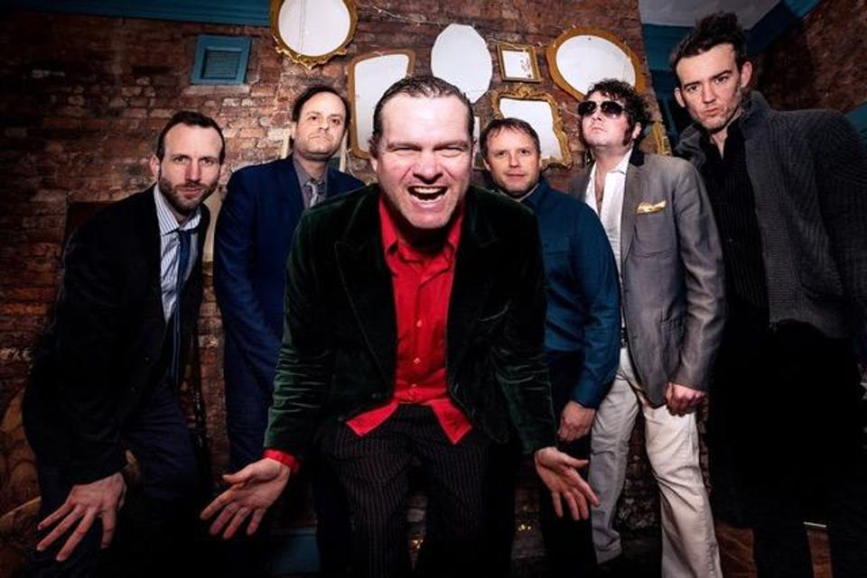 Electric Six, Speedealer at ONCE Ballroom