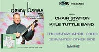 CANCELLED - Danny Barnes Trio ft. Nick Forster & Eric Thorin w/ Kyle Tuttle