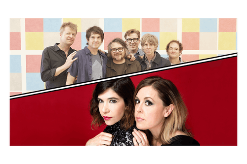 Wilco + Sleater-Kinney: It's Time​ - Summer 2020 Tour