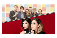 Wilco + Sleater-Kinney: It's Time​ - Summer 2021 Tour