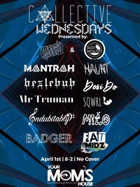 Collective Wednesdays: Mosaic X Bass Initiative Takeover