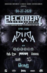 Recovery Mondays ft. Adiidas w/ Edekit
