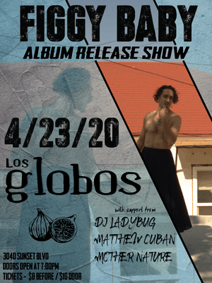 Figgy Baby:  Album Release Party!