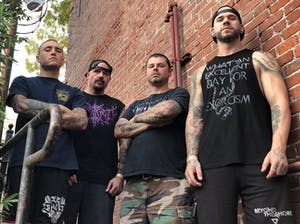 Pathology, Unmerciful Plus Guests at El Corazon