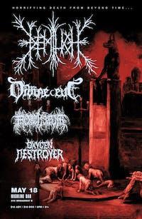 Demilich, Divine Eve, Mortiferum, Oxygen Destroyer