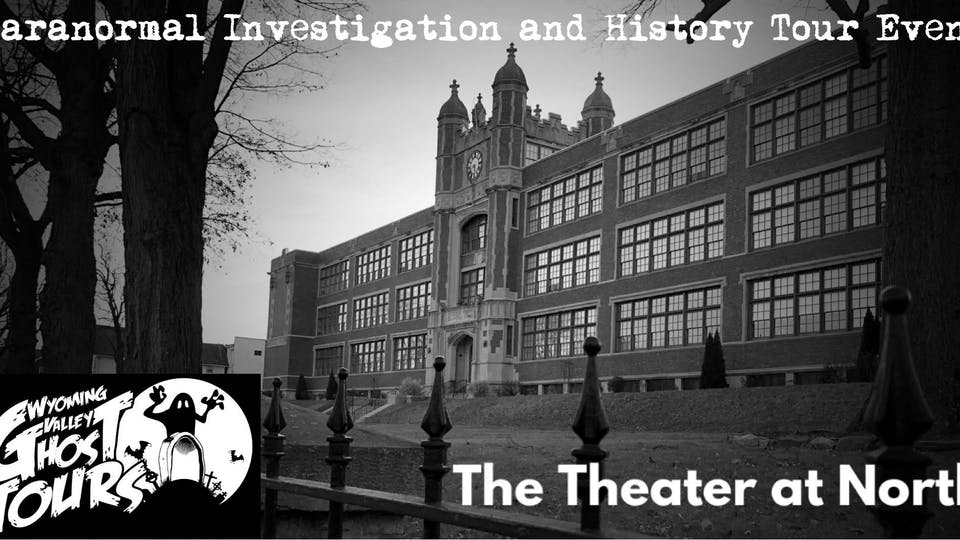 Paranormal Investigation and History Tour Event