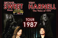 "Michael Sweet & Tony Harnell – ""Tour 1987"""