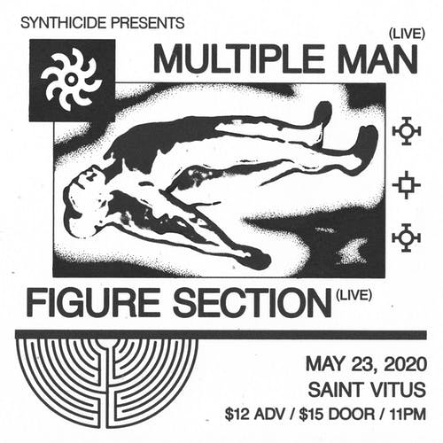 Multiple Man, Figure Section