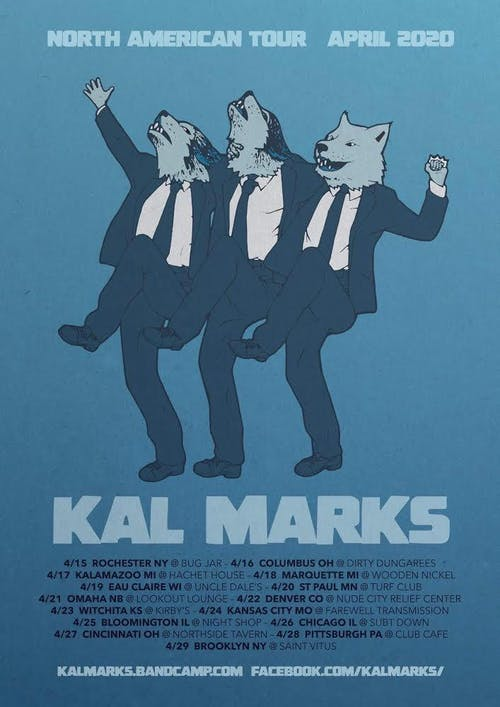 Kal Marks & more TBD