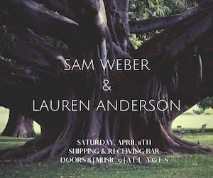 Sam Weber & Lauren Anderson