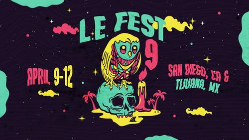 LA ESCALERA FEST 9: Tiltwheel, Doc Hammer, The Gay Agenda + more