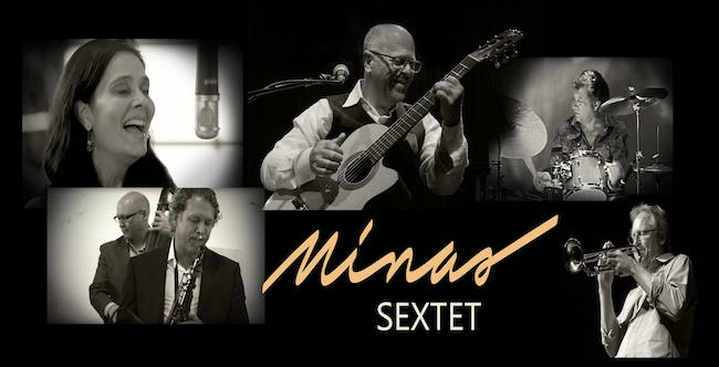 Minas presents: A BRAZILIAN SALUTE TO AMERICAN JAZZ {CANCELLED}