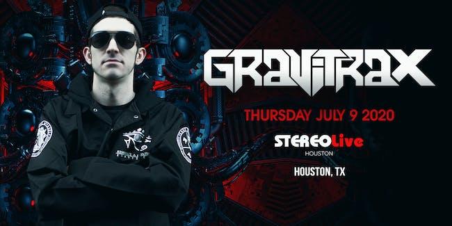 Gravitrax - Stereo Live Houston