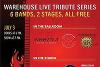 WAREHOUSE LIVE TRIBUTE SERIES - ALTERNATIVE ROCK