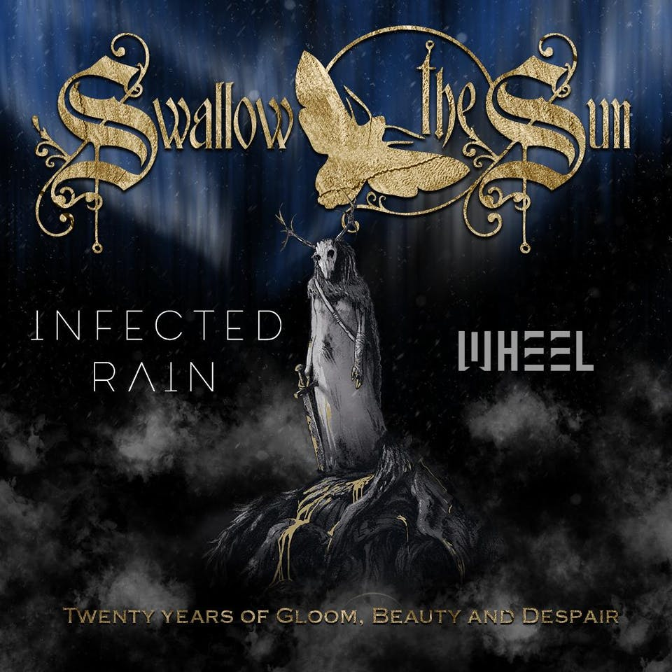 Swallow the Sun, Infected Rain, and more in Tampa