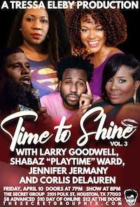 Time To Shine Vol. 3