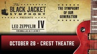 The Black Jacket Symphony Presents: Led Zeppelin IV
