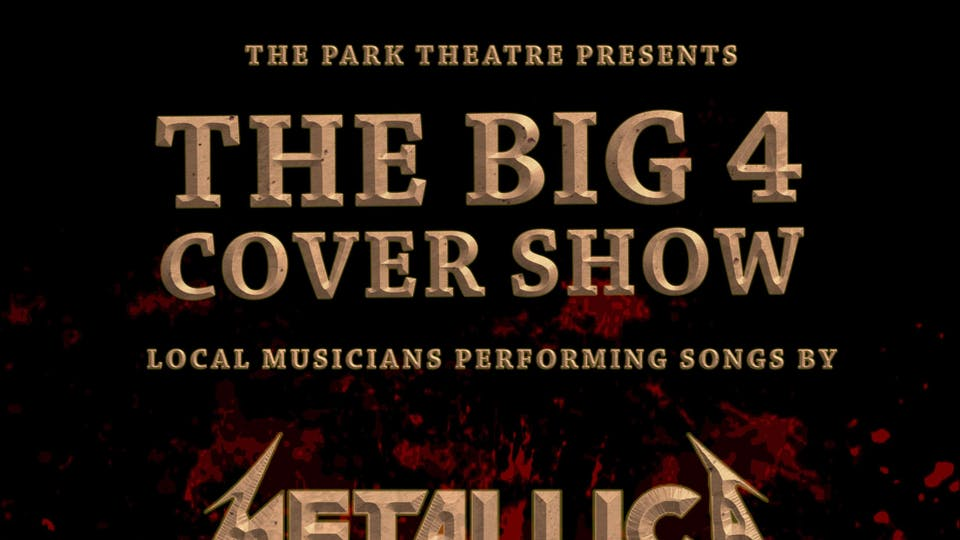 The Big 4 cover show