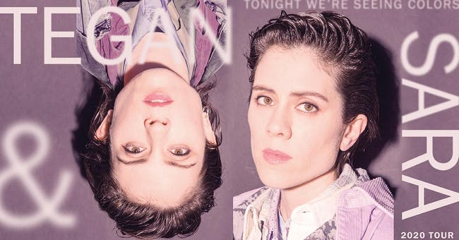 Tegan  & Sara (POSTPONED)