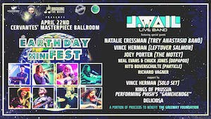 CANCELLED - J.WAIL Live Band ft. Natalie Cressman + More