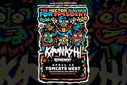Kaonashi at Tomcats West