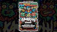 Kaonashi at Tomcats West