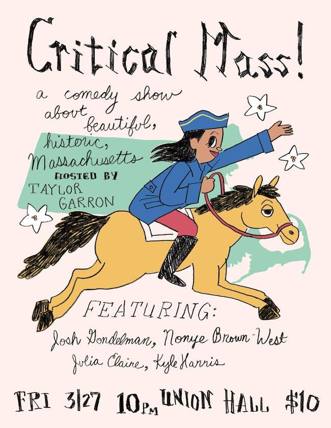 Critical Mass with Taylor Garron & Friends