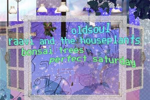 oldsoul / Raavi & the Houseplants / Bonsai Trees / Perfect Sat.