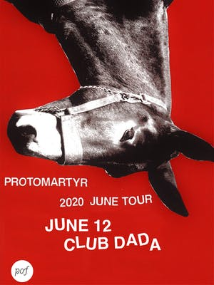 Canceled: PROTOMARTYR