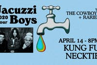 Jacuzzi Boys ~ The Cowboys ~ Raries