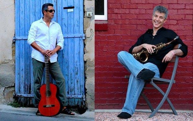 Marc Antoine + Nelson Rangell