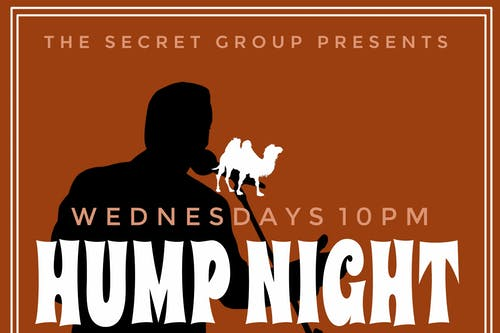 Hump Night: A Stand Up Comedy Show