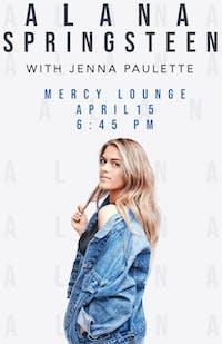 Alana Springsteen w/ Jenna Paulette