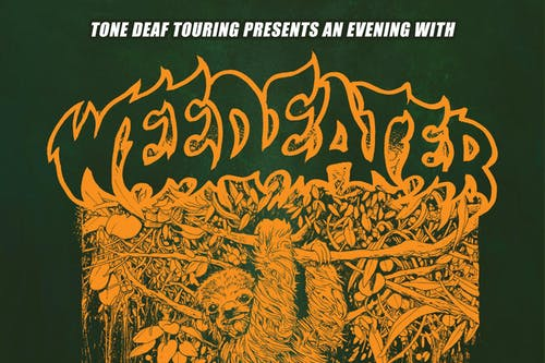 WEEDEATER, The Goddamn Gallows, High Tone Son Of A Bitch