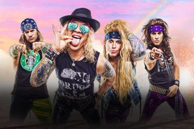 POSTPONED - Steel Panther