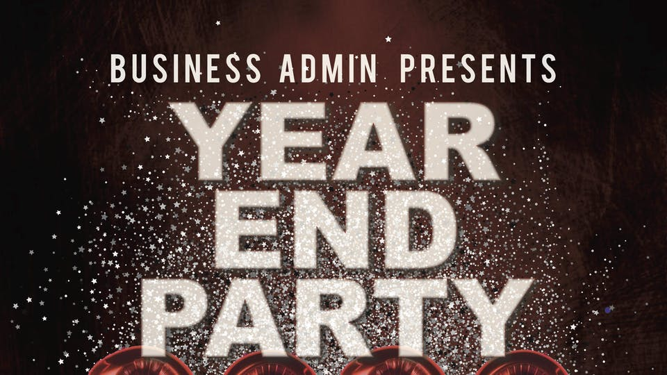2020 Year End Party
