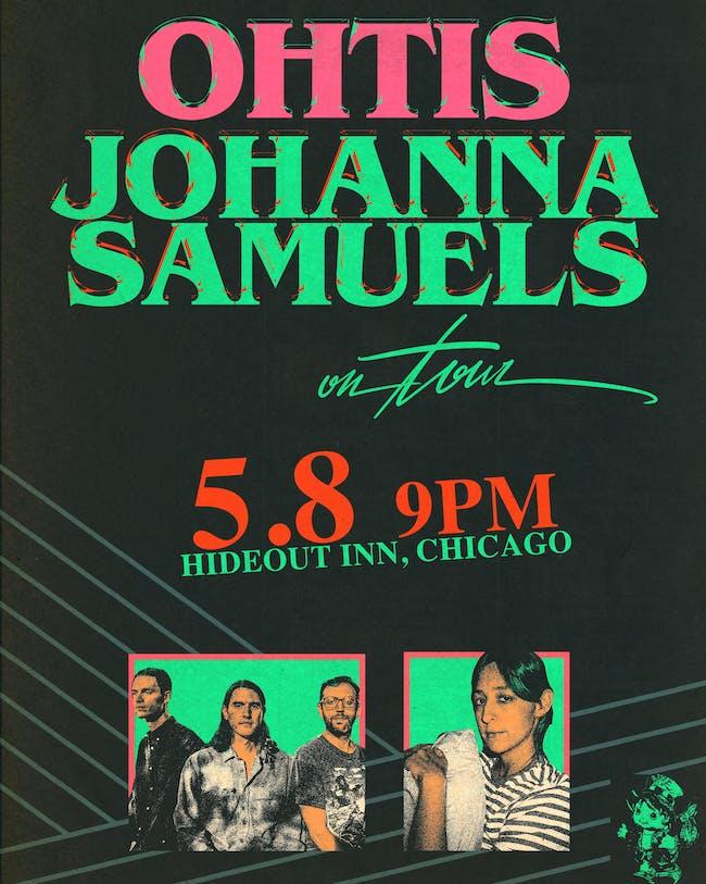 Ohtis & Johanna Samuels